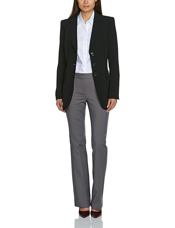 Basler Women's Blazer Long 42 [並行輸入品] B075CJCJNV