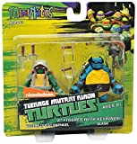 Teenage Mutant Ninja Turtles Minimates w/Keyrings - Vision Quest Raphael & Slash