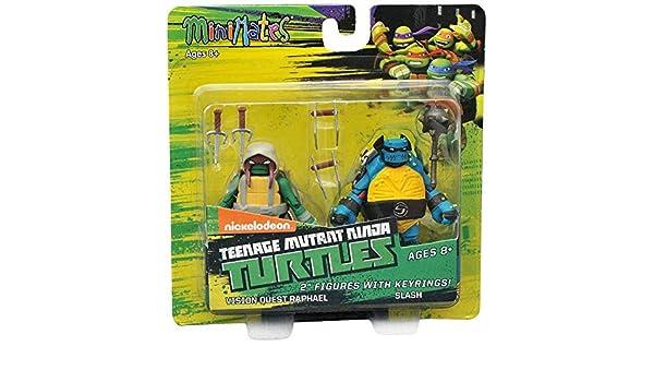 Amazon.com : Teenage Mutant Ninja Turtles Minimates w ...