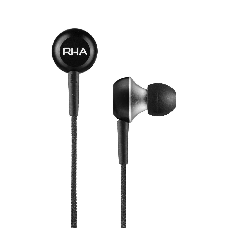 RHA MA350 Geräuschisolierender In-Ear: Amazon.de: Elektronik