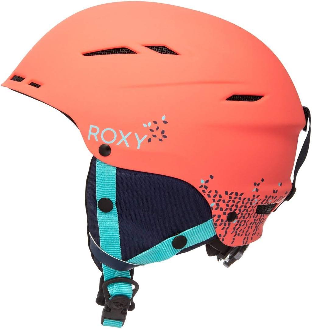 Roxy Alley OOP-Casco para Esqu/í//Snowboard para Mujer
