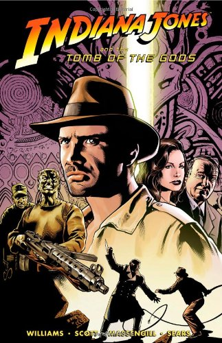 Indiana Jones and the Tomb of the Gods (Indiana Jones: Tomb of the Gods)