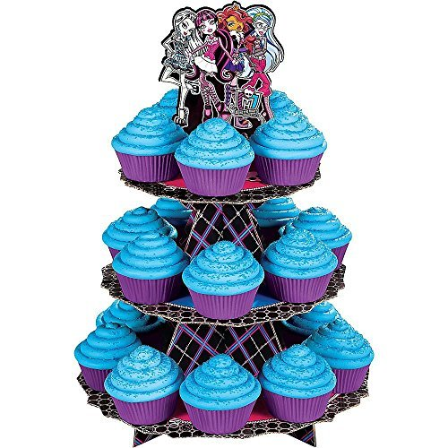 Wilton Cupcake Stand, Monster High]()