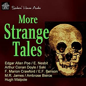 More Strange Tales Audiobook