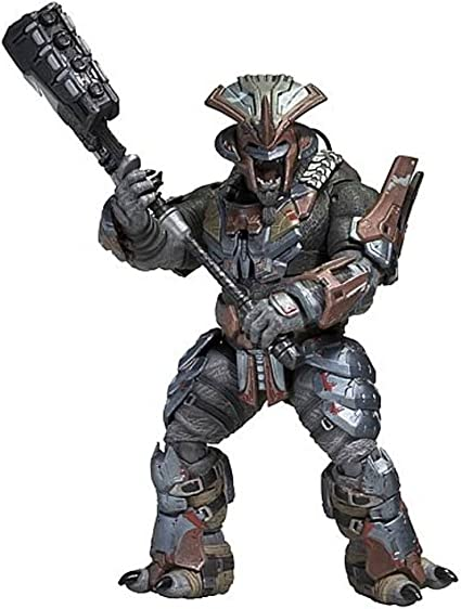McFarlane Toys Action Figure BRUTE CHIEFTAIN Halo Reach Series 5