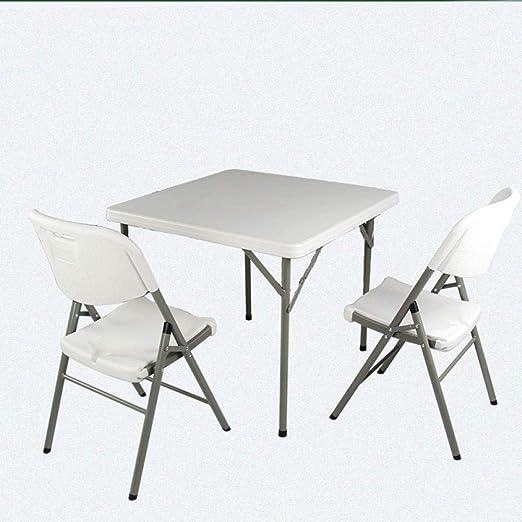 Tavoli E Sedie Da Giardino Economici.Dx Tavolo Pieghevole Tavolo Quadrato Da Esterno Quadrato Semplice