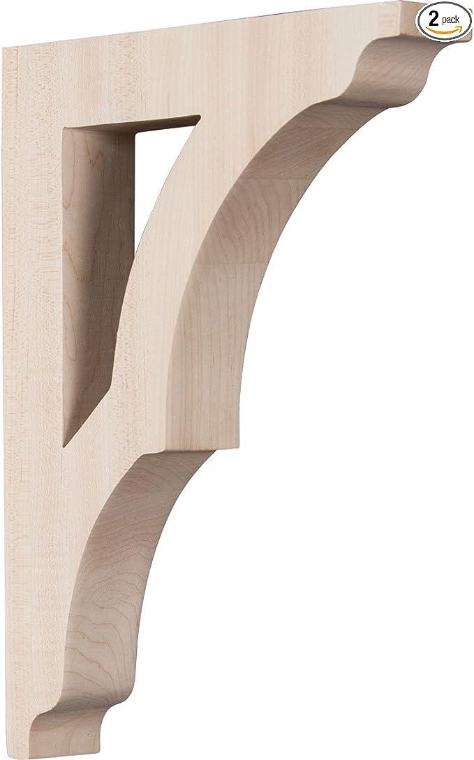 12 Piece Ekena Millwork Seville Bead /& Barrel MLD04X01SE-CASE-12 Chair Rail Factory Primed 4 3//4H x 1 3//8P x 94 1//2L 12-Pack