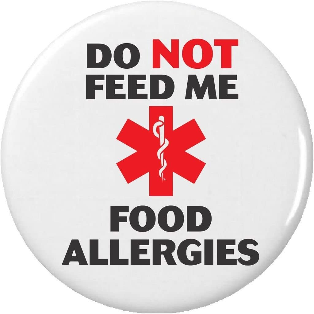 Do NOT Feed Me – Food Allergies 2.25