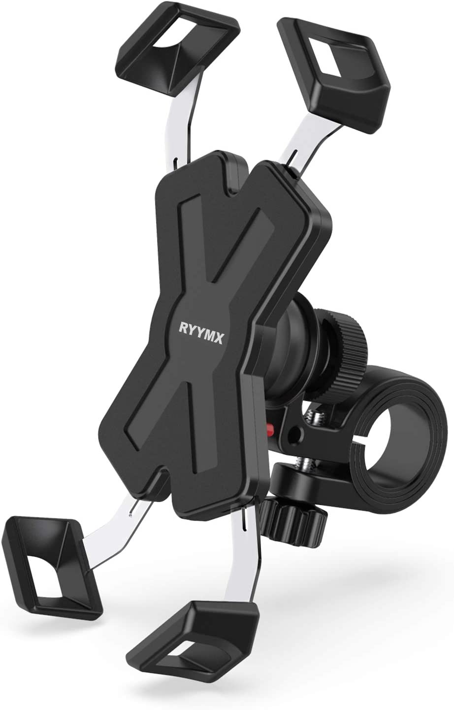 Amazon.com: Bike Phone Mount - RYYMX Bicycle Phone Holder : 360 ...