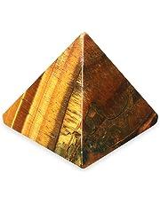 Tiger Eye Pyramid - YTE2 - Mini