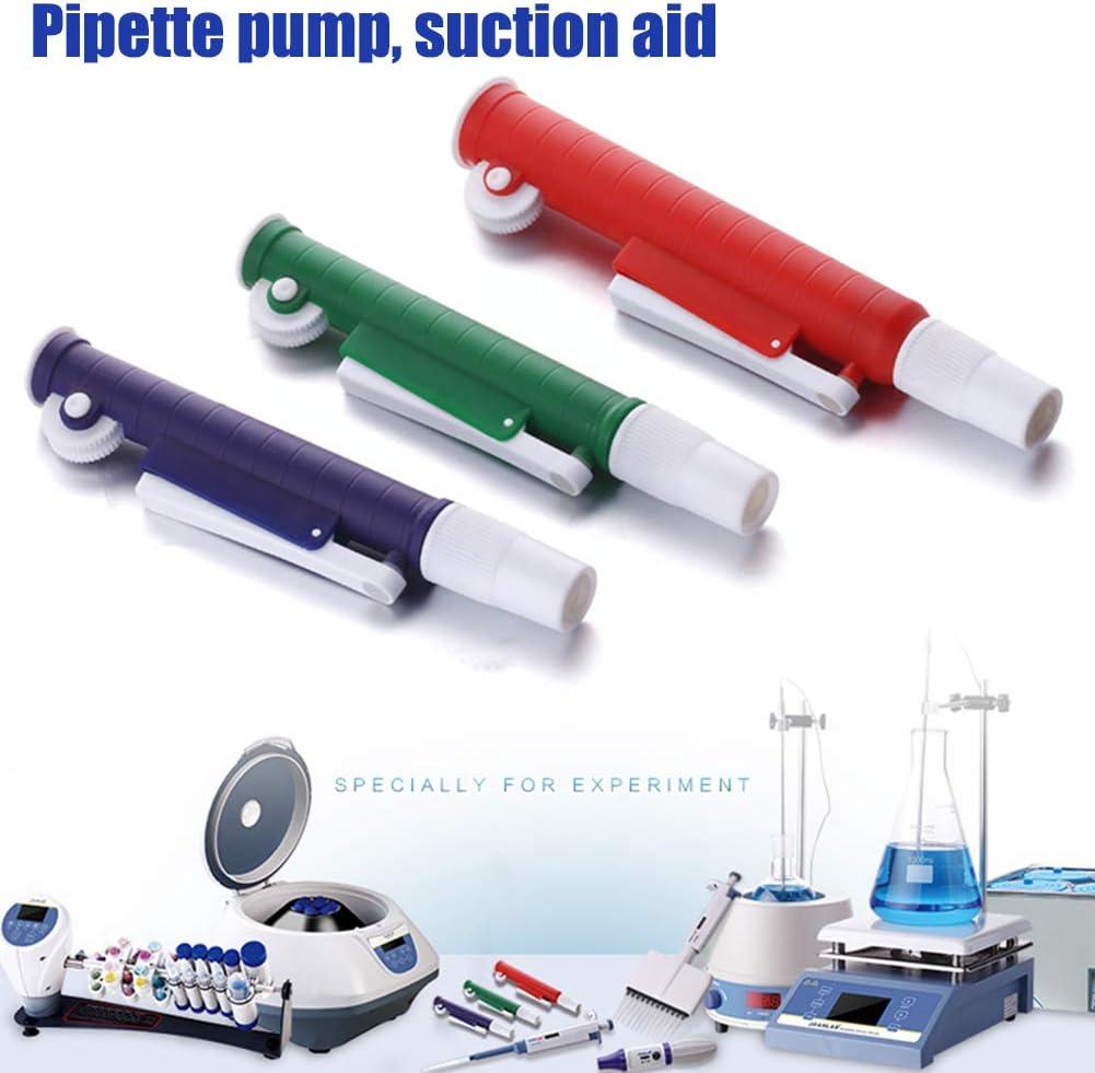 10 ml 25 ml 2 ml 10 ml Bendicx Pipetas de Transferencia de Laboratorio para Volumen de un Solo Canal Pipettes para Laboratorio