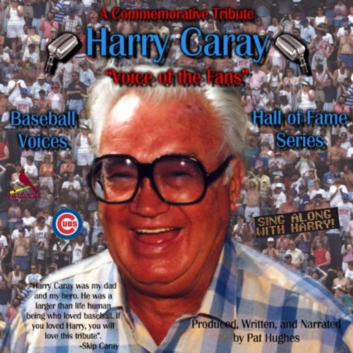 Harry Caray: Voice of the Fans (St Pats T Shirts)