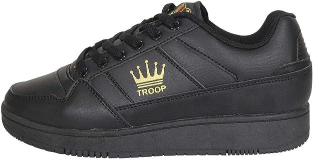 TROOP Destroyer Low Sneakers Black