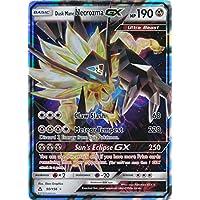 Pokemon Company International Pokemon Dusk Mane Necrozma Gx - 90/156 Ultra Rare Sun & Moon: Prism