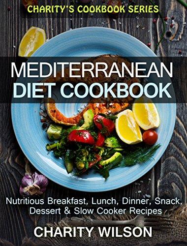 Mediterranean Diet Cookbook Delicious Mediterranean Diet