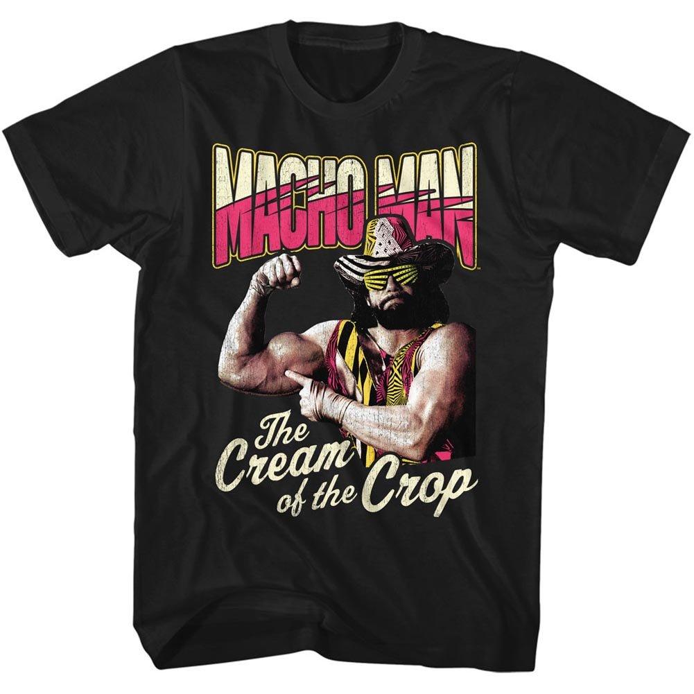 Macho Man Randy Savage Cream Of The Crop S T Shirt 2339