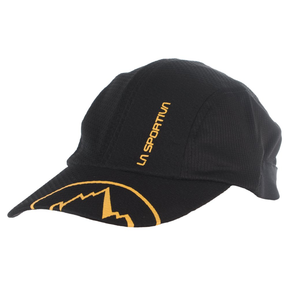 La Sportiva Men's Ultralight Shade Hat, Black, Small/Medium by La Sportiva