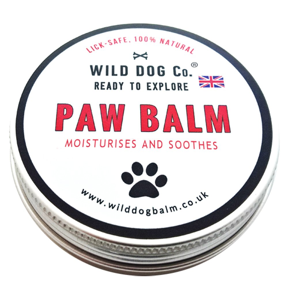 9ce3957049 Dog Paw Balm, UK-made 100% natural organic paw butter for dogs.  Cruelty-free, soothing, moisturising, for cracked paws, smooths rough dry  paws.