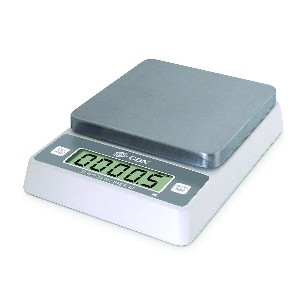 Amazon.com: CDN SD1114 Pro Accurate Digital Portion Control Scale ...