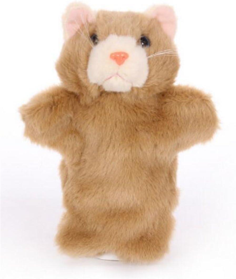 PvxgIo Mucho Ventilador Kid Plus Puppets de Mano Zoo de Animales ...