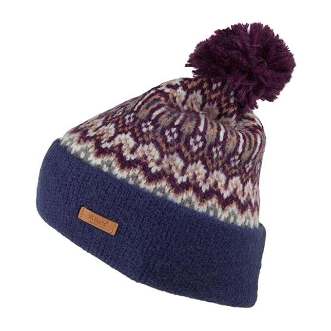 9f425d73 Barts Drew Beanie One Size Navy at Amazon Women's Clothing store: