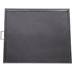 "ProSelect Modular Kennel Cage Dividers - Zinc-Plated Steel Dividers for ProSelect Modular Kennel Cages - Graphite, 28½""H x 27""D"