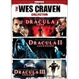 Dracula 2000 / Dracula II: Ascension / Dracula III: Legacy (The Wes Craven Collection)
