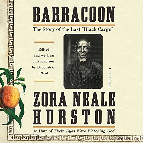 Barracoon: The Story of the Last Slave cover