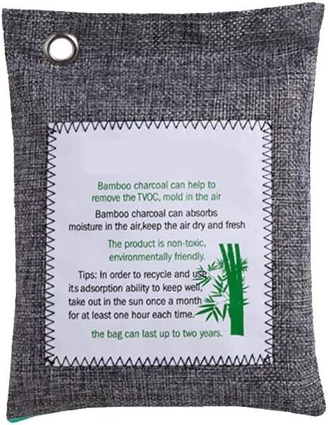 Nexmon Bolsas desodorizantes de carbón de bambú Activado ...
