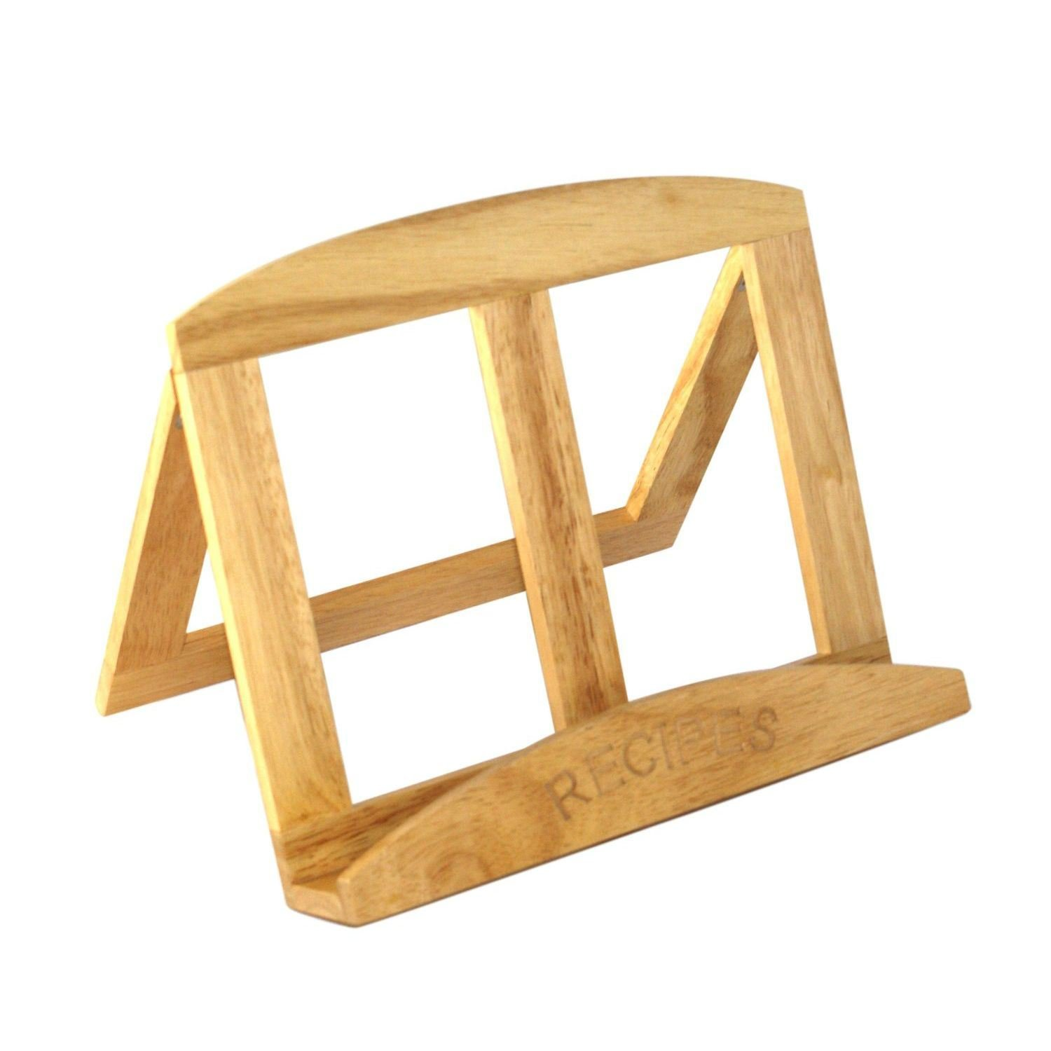 Wooden Cookbook Stand (Pack of 4) by Zodiac