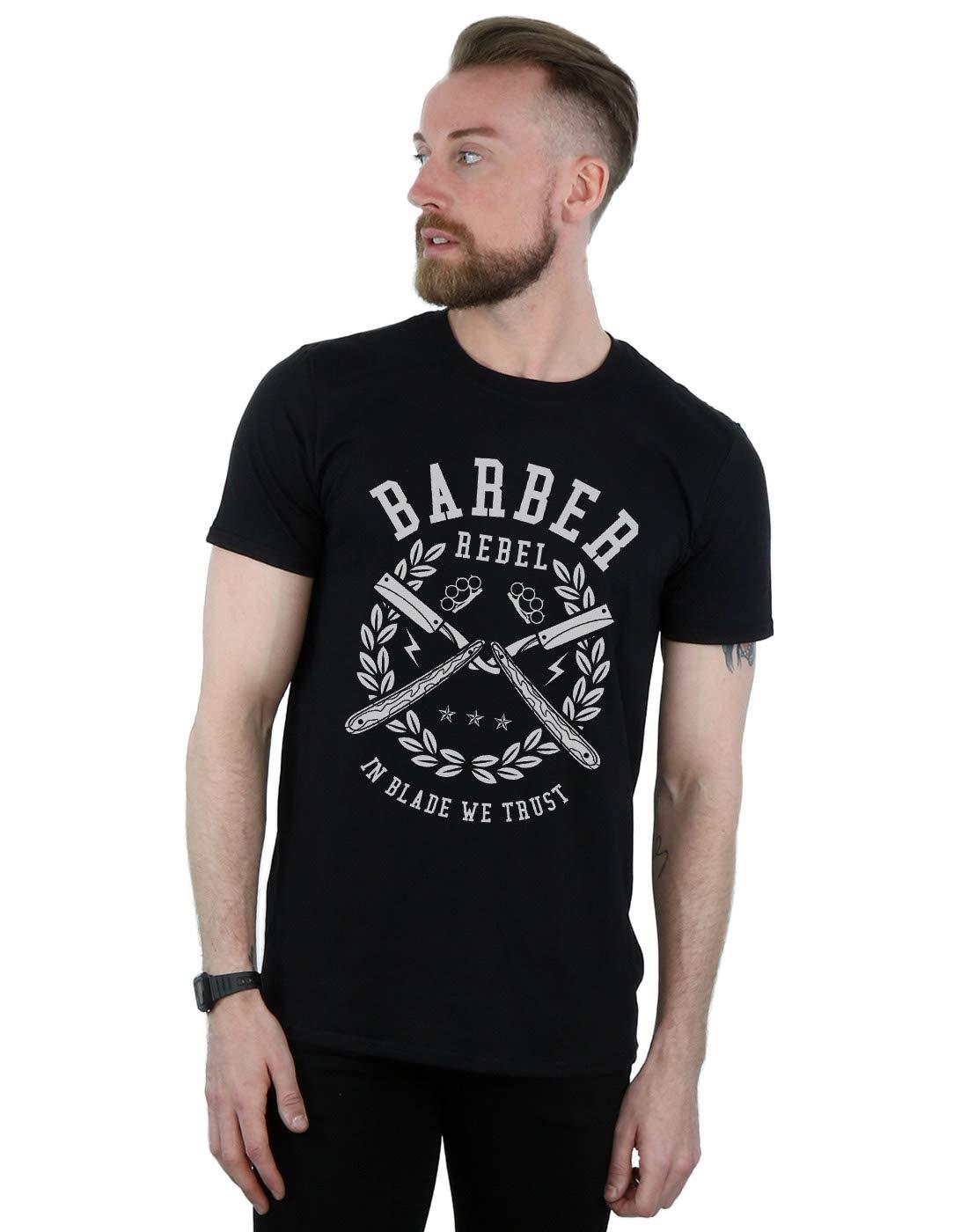 Drewbacca Barber Rebel T Shirt 1703