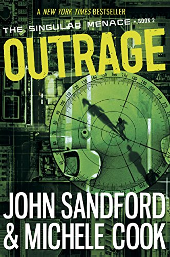 Outrage (The Singular Menace, 2) (The Singular Menace ()