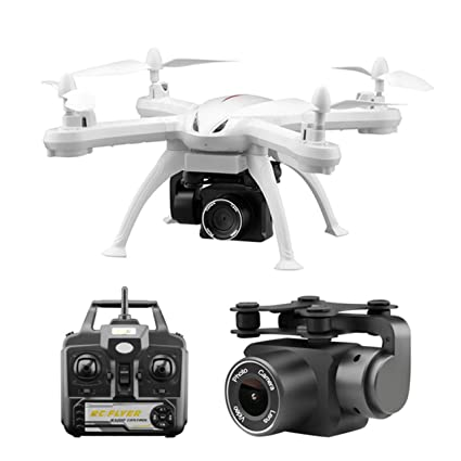 WOSOSYEYO X6S RC Drone 4CH WiFi FPV Drone 1080P HD Cámara Presión ...