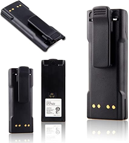 2500mAh NTN7143 NTN7144 Two-way Radio Battery for Motorola HT1000 MT2000 MTS2000