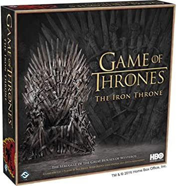 HBO Juego de Tronos: El Trono de Hierro: Amazon.es: Juguetes y juegos