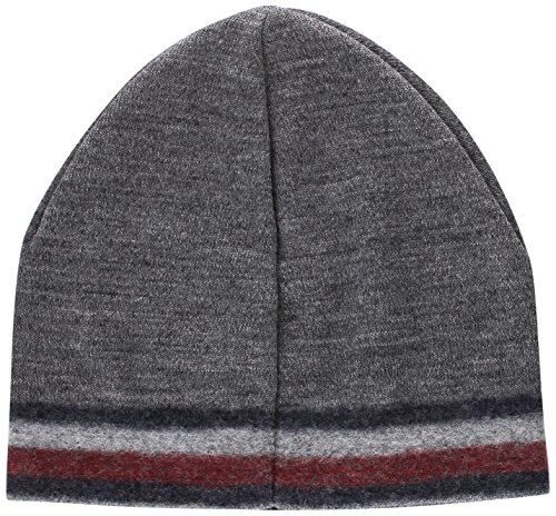 Knited de para Corporate Heather Hilfiger Tommy Fog Silver Hombre Gorro Punto wCqTxP