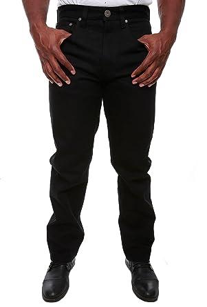 Amazon.com: Veno Basic Raw Denim Jeans, 40