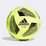 adidas mens Tiro Club Ball Team Solar Yellow/Black 5