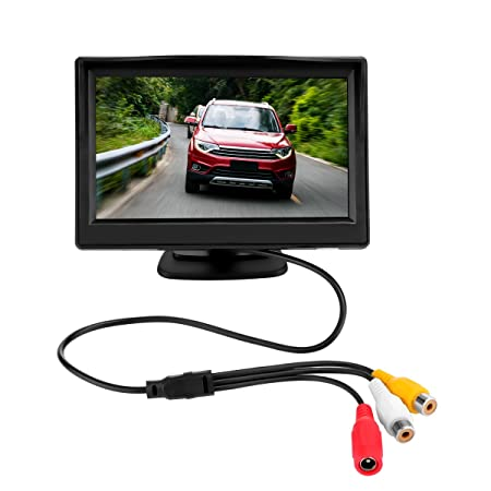 Review Sunsbell Vehicle Backup Cameras