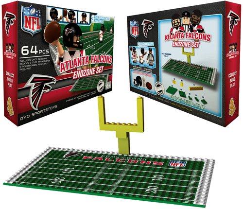 NFL Atlanta Falcons Endzone Toy Set