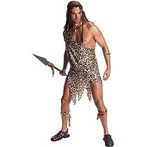 Tarzan Costume Adult X-Large: Amazon.es: Juguetes y juegos