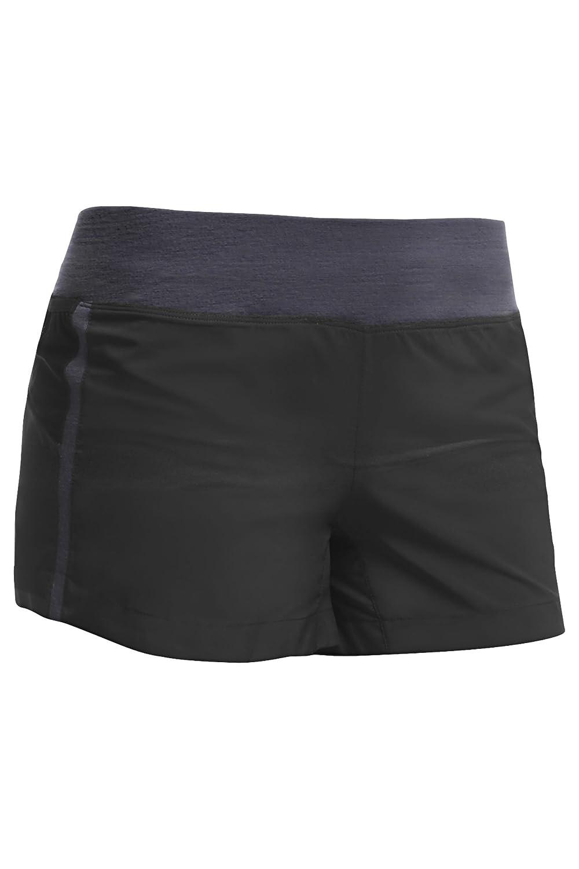 TALLA L. Icebreaker Spark - Pantalón Cortos para Mujer
