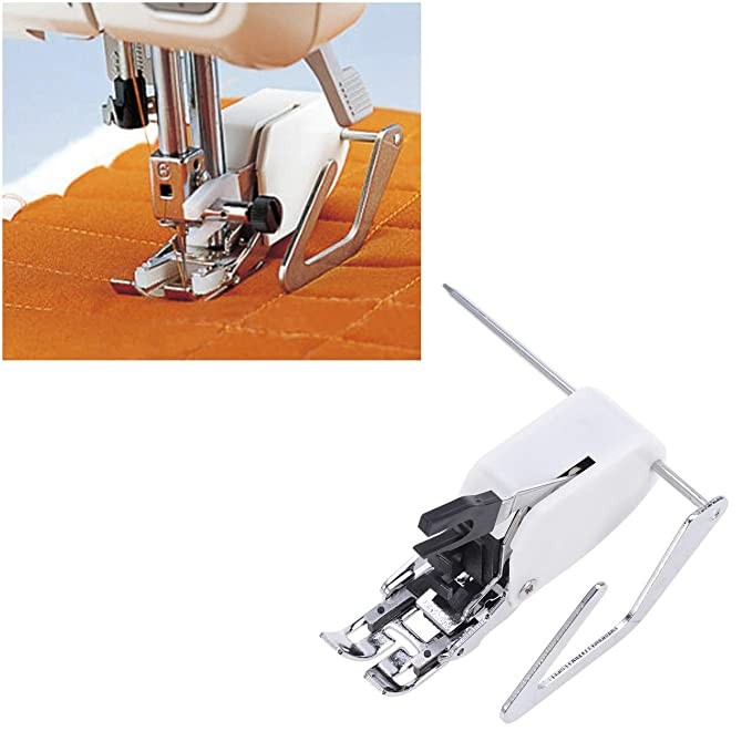 Prensatela de doble arrastre para maquinas de coser Singer, brother, Alfa, etc...