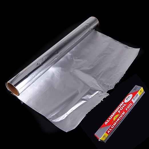 leryjoy (TM) Reino Unido hornear papel de aluminio para horno ...
