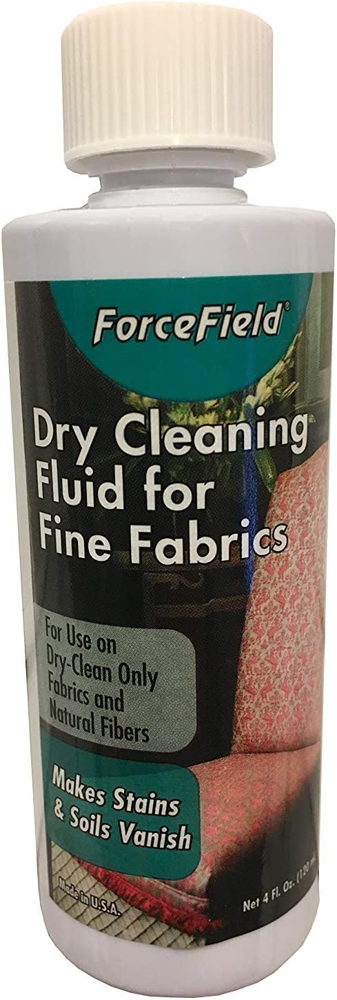 ForceField Dry Cleaning Fluid for Fine Fabrics