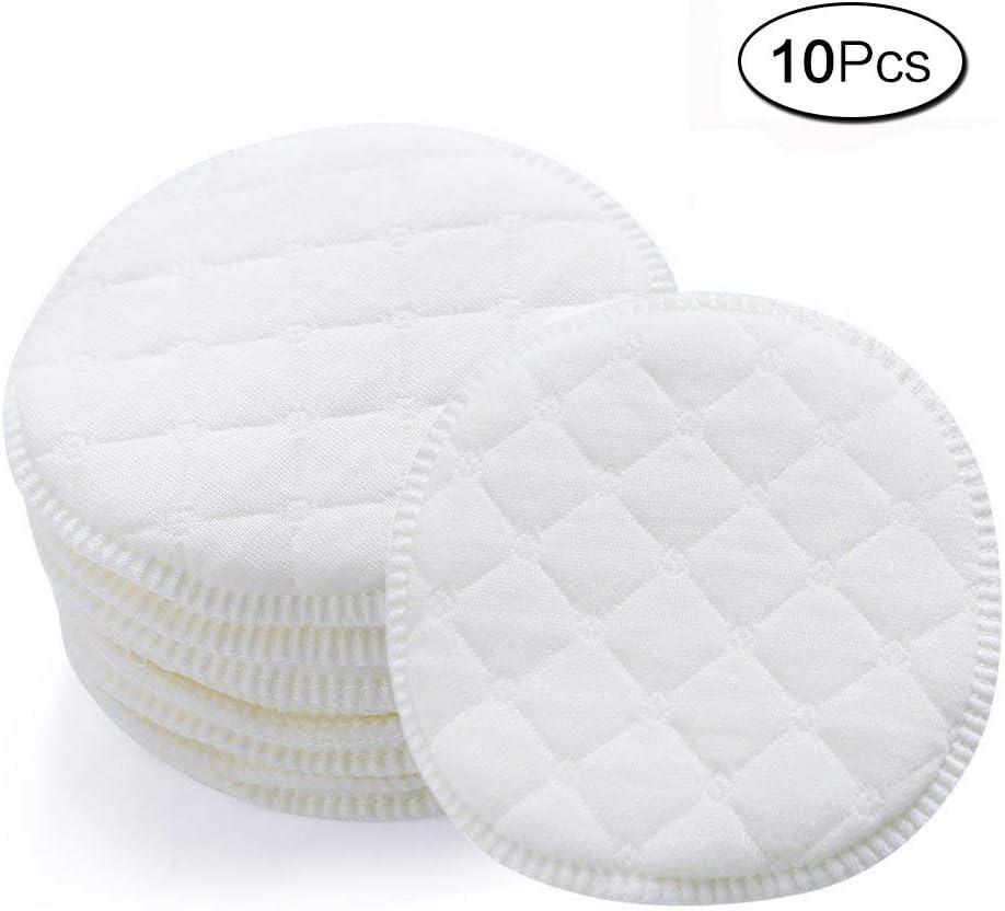 Discos absorbentes para lactancia, 10 unidades, gruesos, 6 capas ...