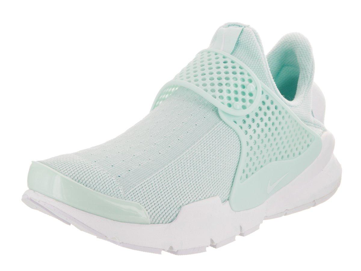 NIKE Womens Sock Dart Running Shoes B072HYCGBN 8 M US Glacier Blue/White
