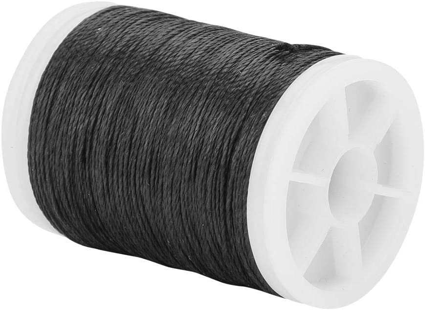 Asixx String Serving Thread 3 Colors 120m Durable Nylon String Serving Thread For Bowstring Archery Supplies,Perform Well for Installing Cat Whiskers and Tying Peep Sites