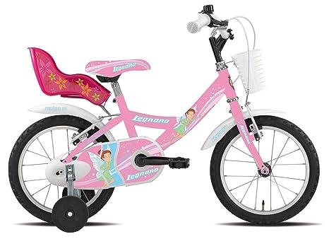 Legnano Bicicletta 691 Fatina 14 1v Rosa Bambinobicycle 691