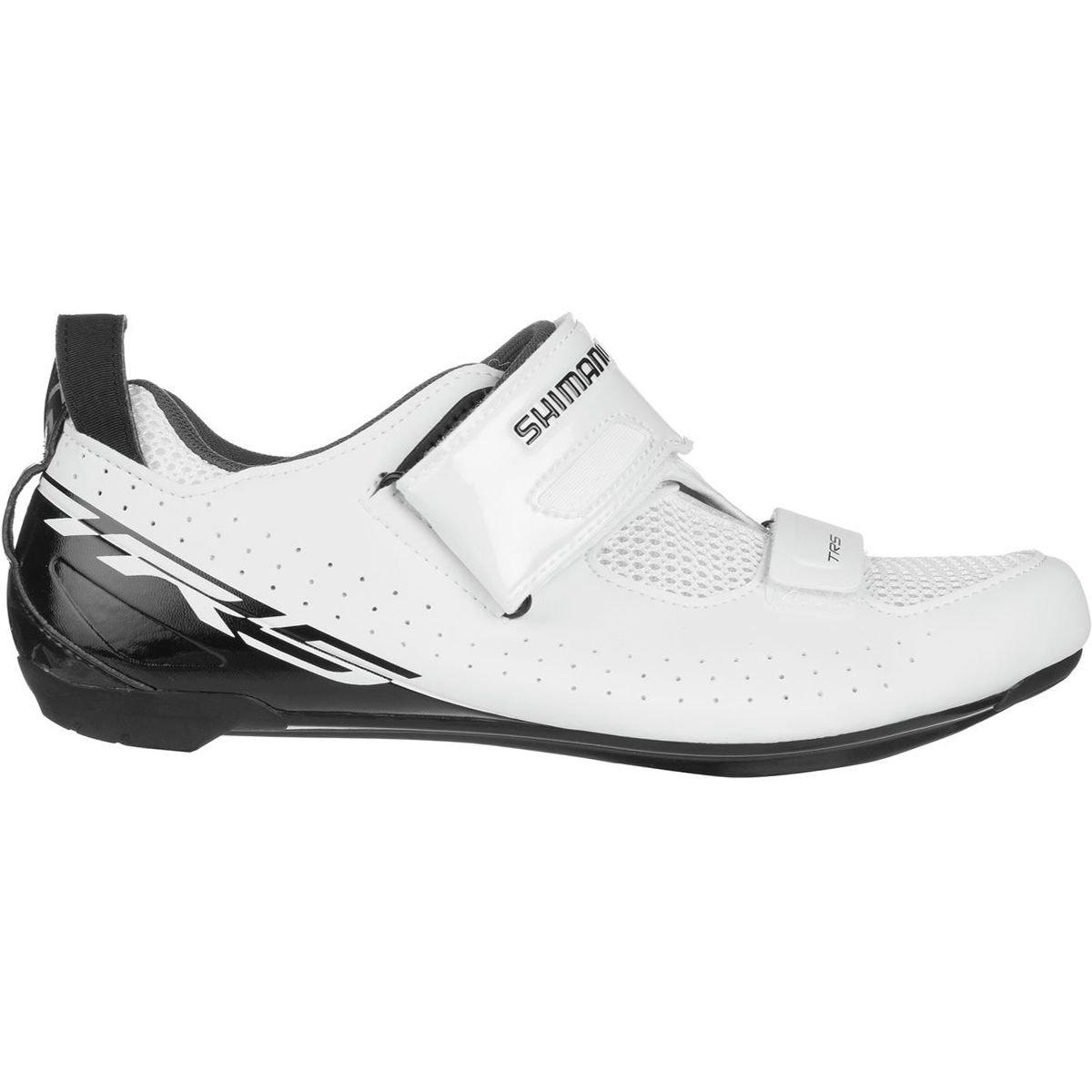 SHIMANO SH-TR5 Cycling Shoe - Men's White; 43 ESHTR5OC430SW00